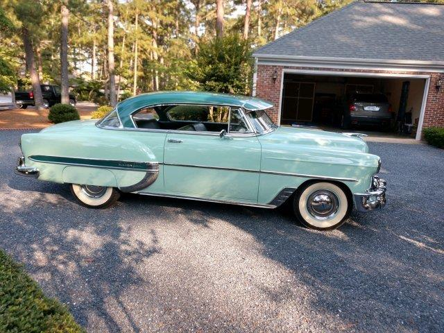 Picture of '53 Bel Air - OOZE