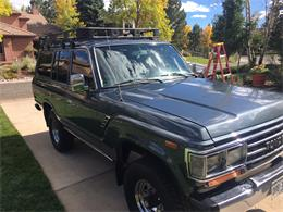 Picture of '89 Land Cruiser FJ 62 - OOZQ