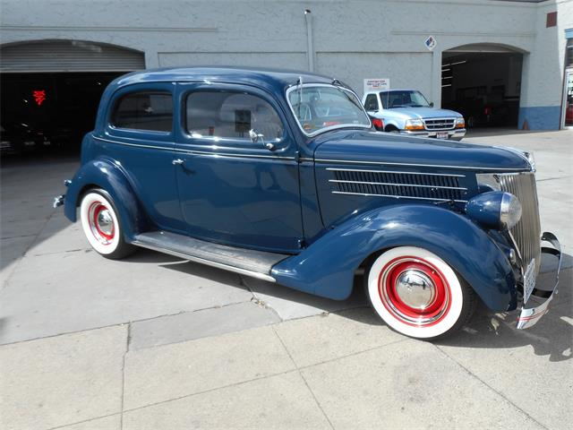 Picture of Classic '36 Ford Tudor located in California - OOZV