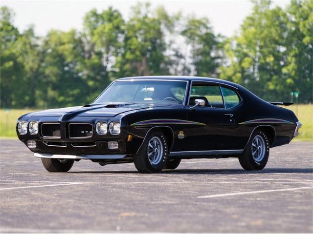 Picture of '70 GTO Judge located in California Auction Vehicle Offered by  - OOZW