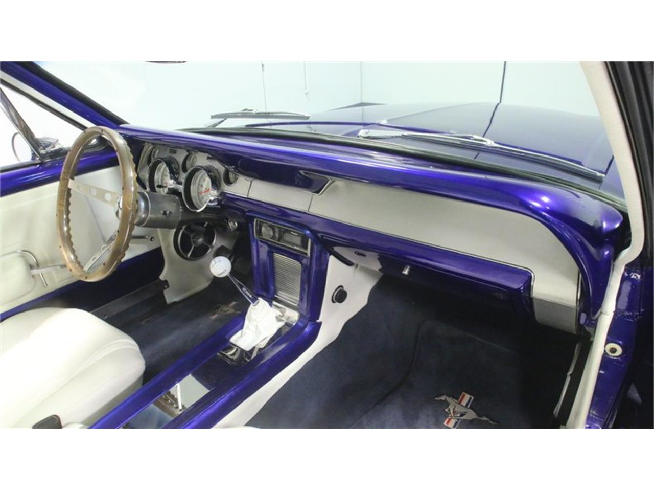 Large Picture of '68 Mustang - OP0I