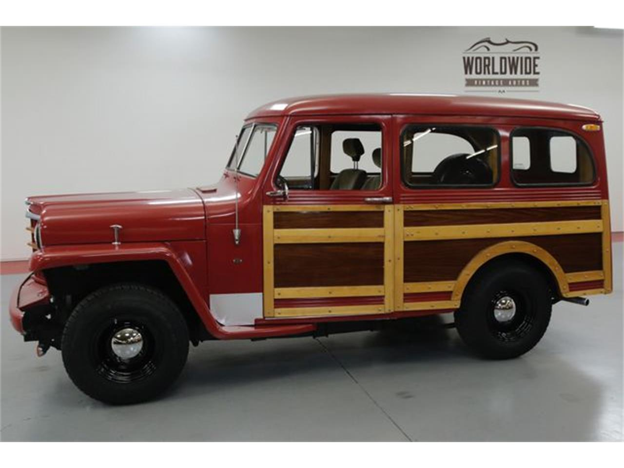 1950 Willys Wagoneer For Sale Cc 1152173 1950s Jeep Large Picture Of Classic Located In Denver Colorado Offered By Worldwide Vintage Autos