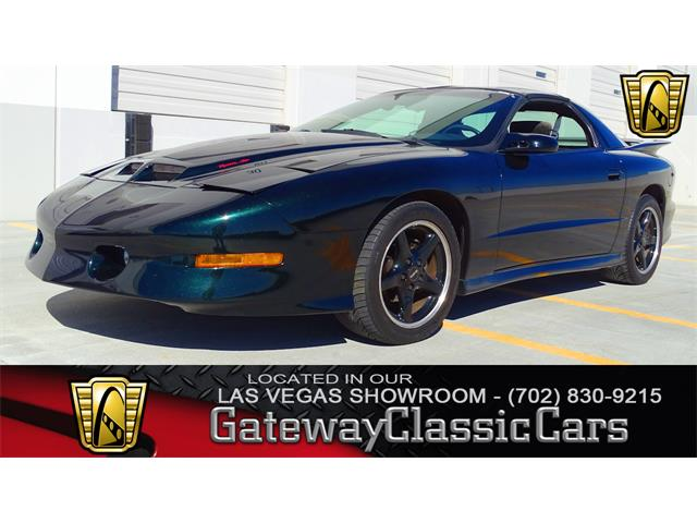 1996 Pontiac Firebird Trans Am