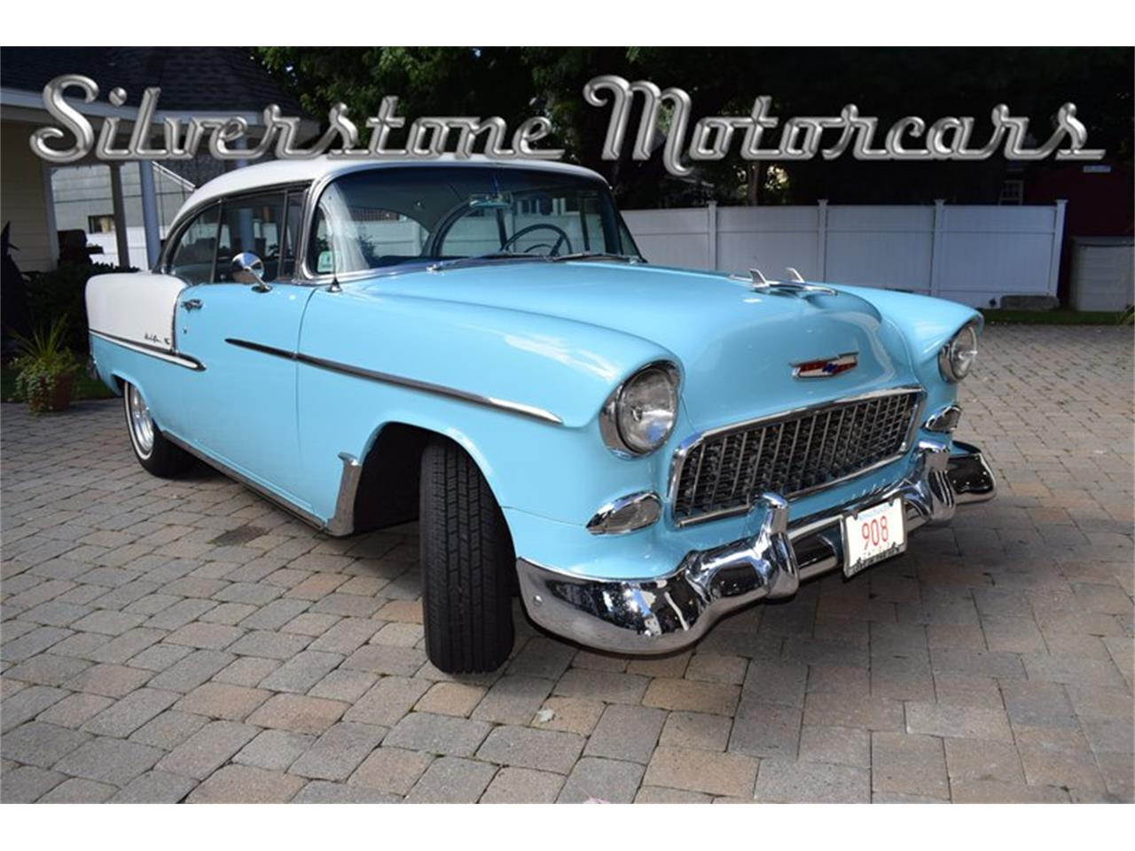 Large Picture of '55 Bel Air Offered by Silverstone Motorcars - OP23