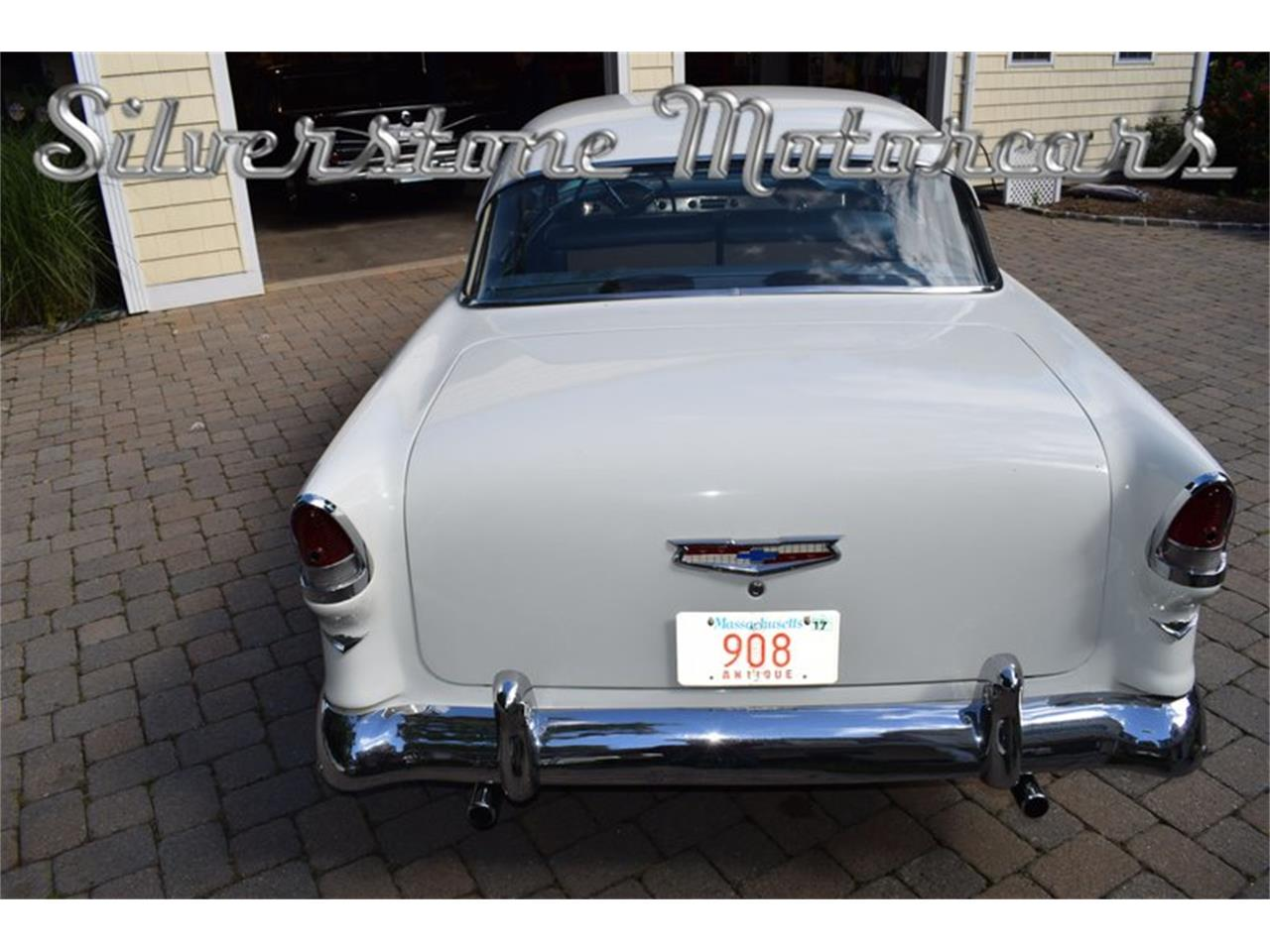 Large Picture of Classic '55 Bel Air located in North Andover Massachusetts - OP23