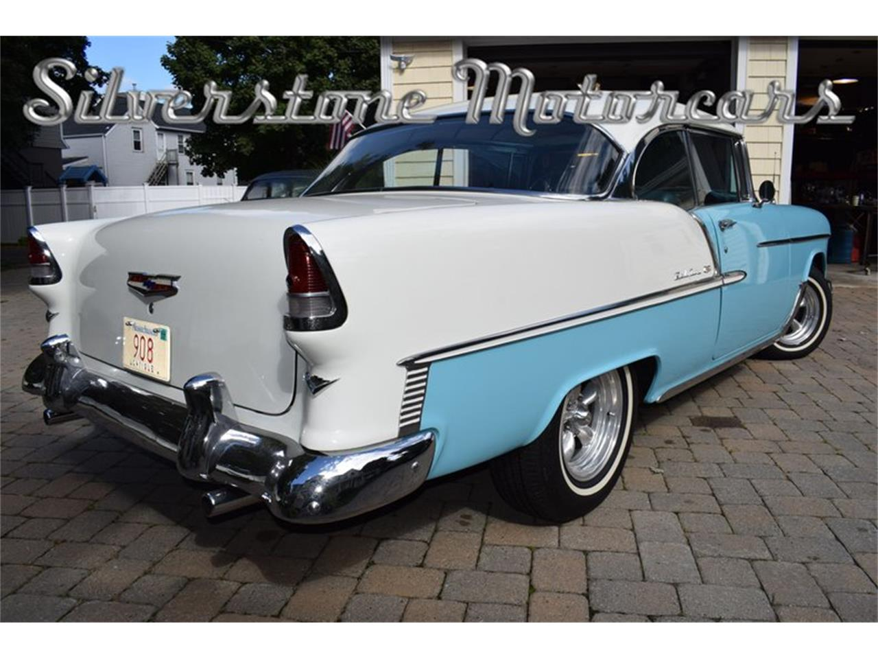 Large Picture of Classic '55 Chevrolet Bel Air located in Massachusetts - $35,500.00 - OP23