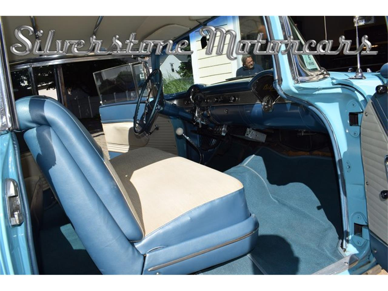 Large Picture of Classic 1955 Chevrolet Bel Air - $35,500.00 - OP23
