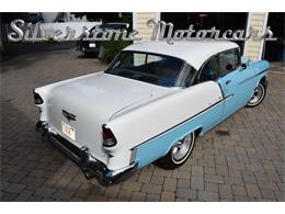 Picture of Classic 1955 Chevrolet Bel Air - $35,500.00 Offered by Silverstone Motorcars - OP23