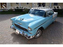 Picture of Classic 1955 Bel Air located in Massachusetts - $35,500.00 Offered by Silverstone Motorcars - OP23