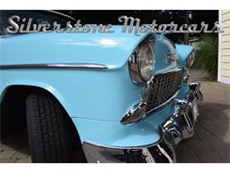 Picture of 1955 Chevrolet Bel Air located in Massachusetts Offered by Silverstone Motorcars - OP23
