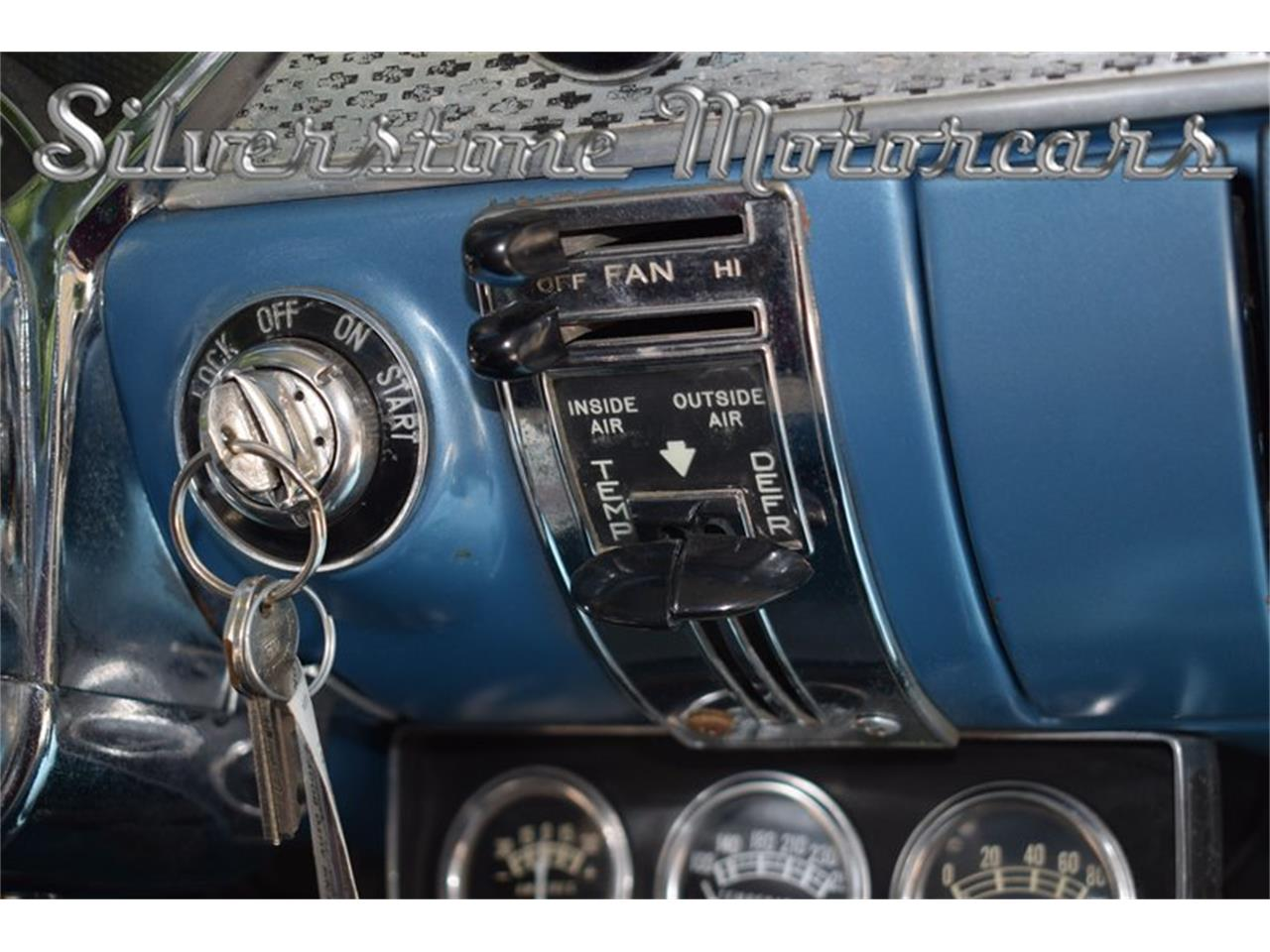 Large Picture of 1955 Bel Air - OP23