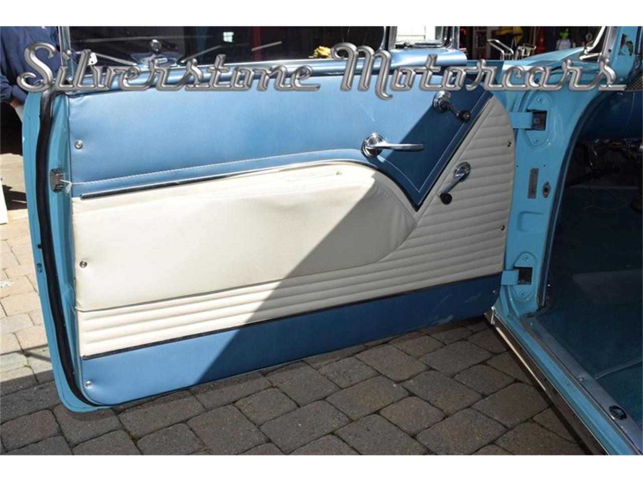 Large Picture of 1955 Bel Air located in North Andover Massachusetts Offered by Silverstone Motorcars - OP23