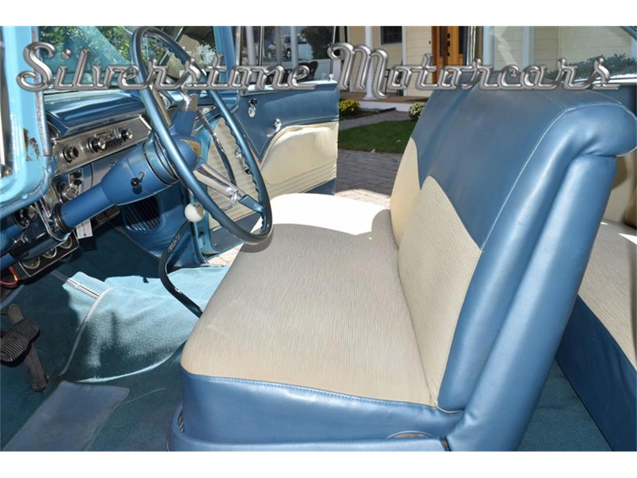 Large Picture of 1955 Chevrolet Bel Air Offered by Silverstone Motorcars - OP23