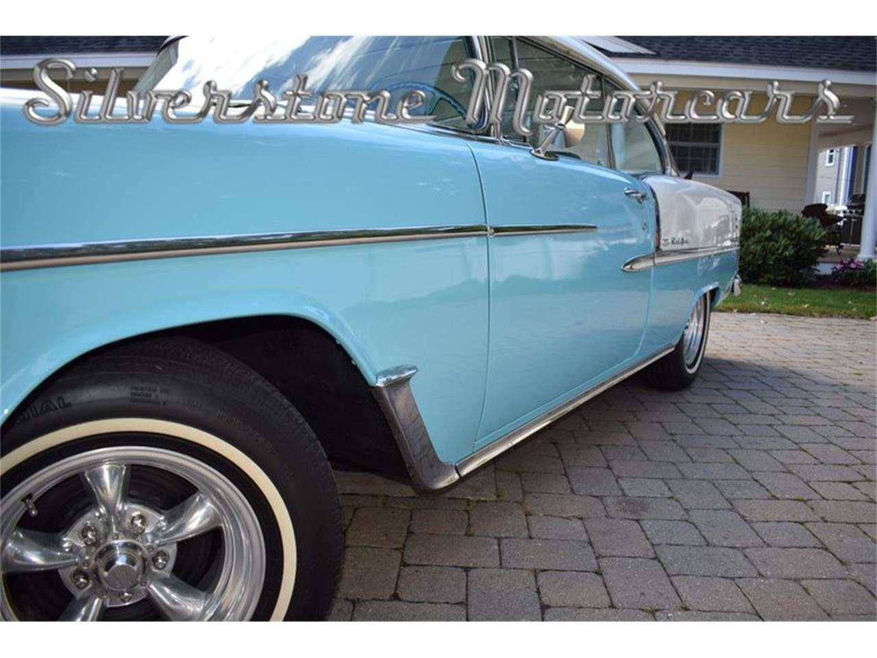 Large Picture of 1955 Chevrolet Bel Air located in North Andover Massachusetts - $35,500.00 - OP23