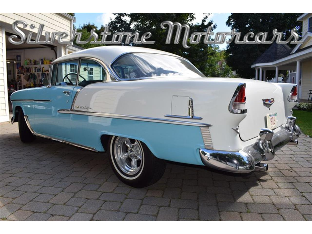 Large Picture of Classic 1955 Bel Air located in Massachusetts - $35,500.00 - OP23