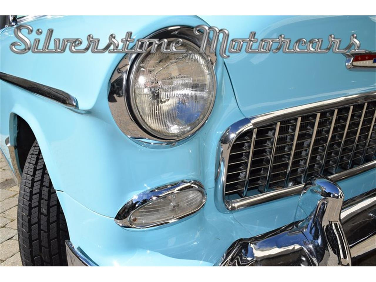Large Picture of Classic '55 Chevrolet Bel Air located in Massachusetts - OP23
