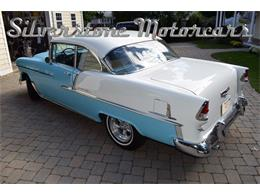 Picture of '55 Chevrolet Bel Air - $35,500.00 Offered by Silverstone Motorcars - OP23
