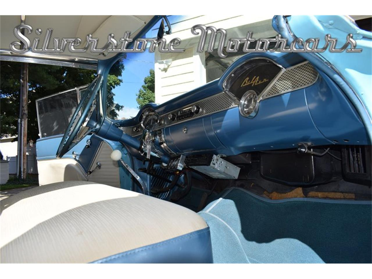 Large Picture of Classic 1955 Chevrolet Bel Air located in North Andover Massachusetts - OP23