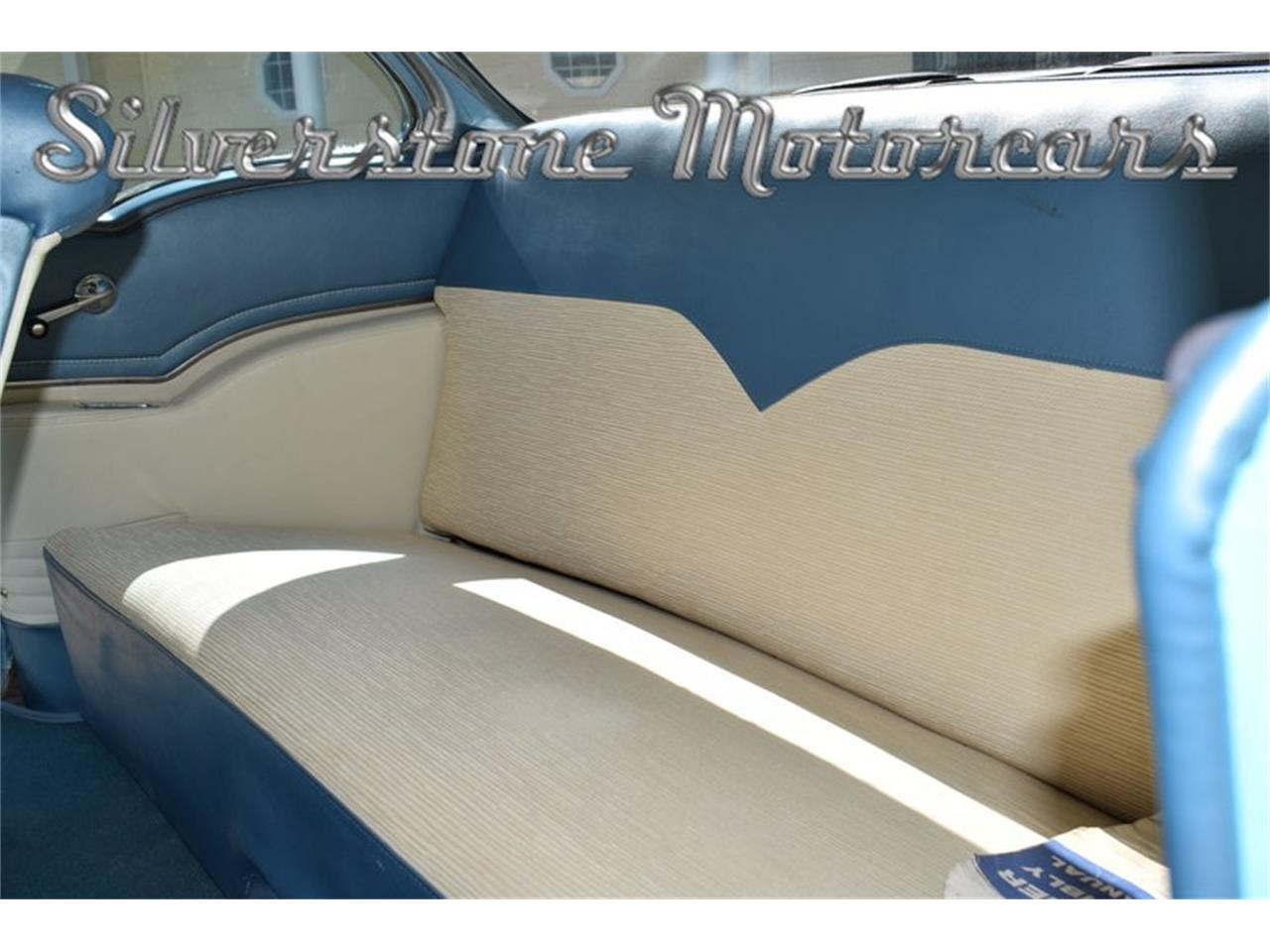 Large Picture of 1955 Chevrolet Bel Air - $35,500.00 Offered by Silverstone Motorcars - OP23