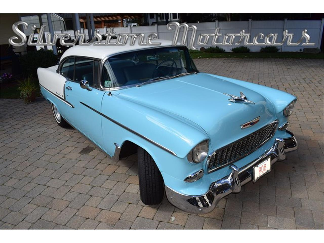 Large Picture of '55 Chevrolet Bel Air - OP23