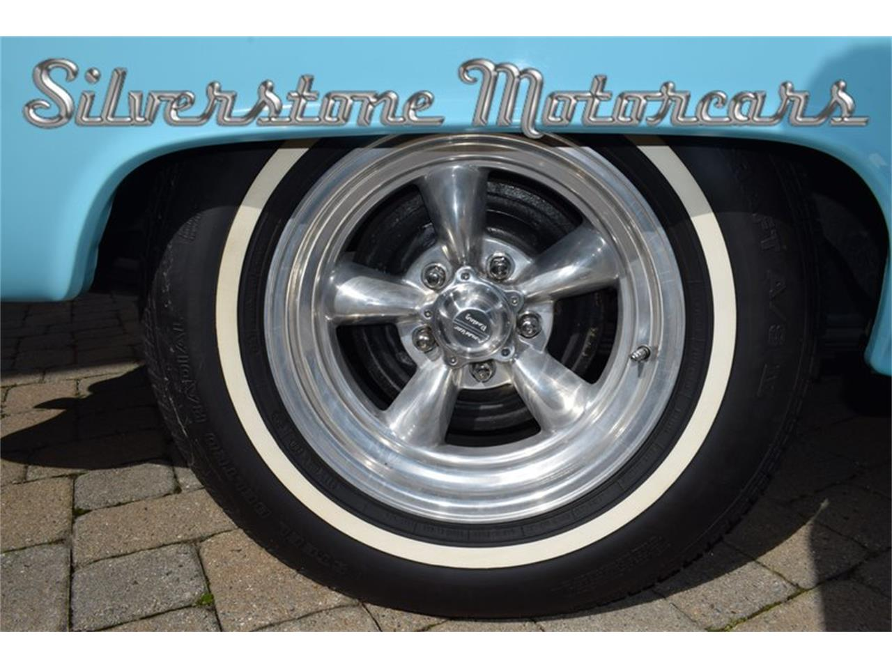 Large Picture of Classic '55 Bel Air located in Massachusetts - $35,500.00 - OP23