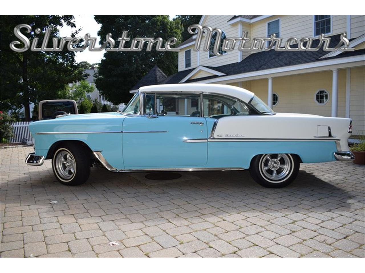 Large Picture of Classic 1955 Bel Air located in Massachusetts - OP23