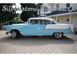 Picture of Classic 1955 Bel Air located in North Andover Massachusetts - $35,500.00 Offered by Silverstone Motorcars - OP23