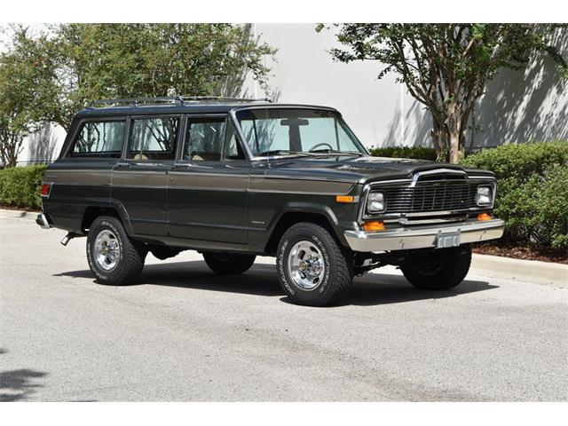 Picture of '79 Wagoneer - ONIO