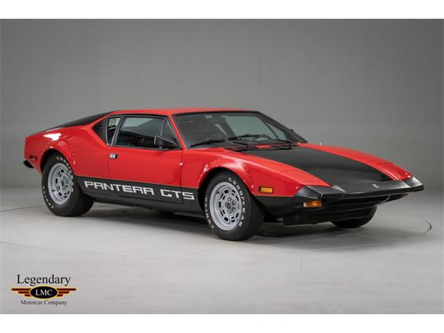 Picture of 1974 De Tomaso Pantera Offered by  - OP2S