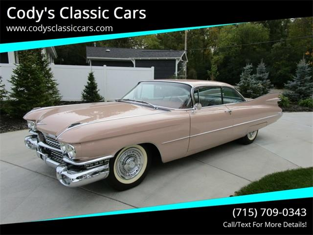 Picture of Classic 1959 Cadillac DeVille - $84,900.00 Offered by  - OP3B