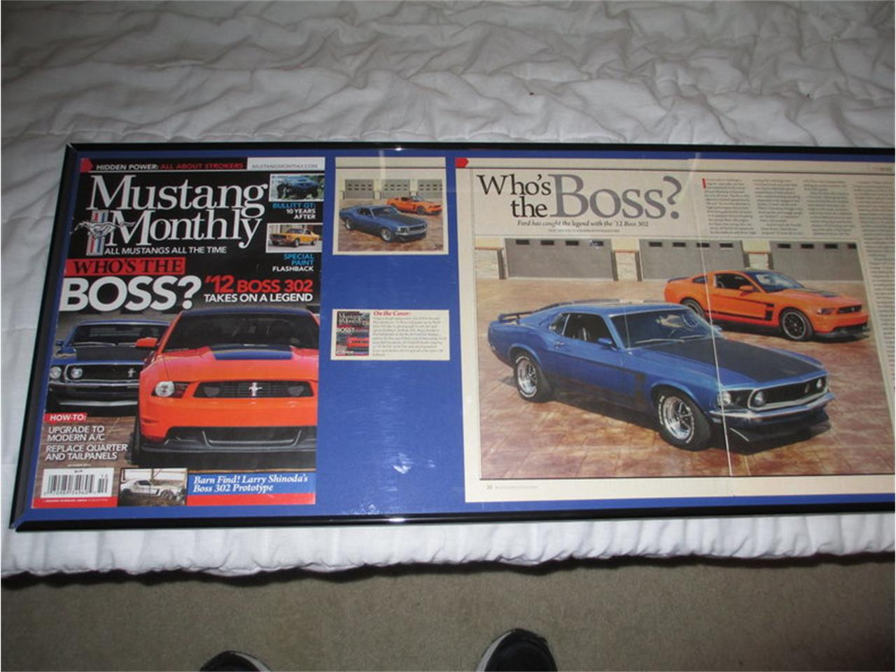 Large Picture of '69 Mustang - OP42