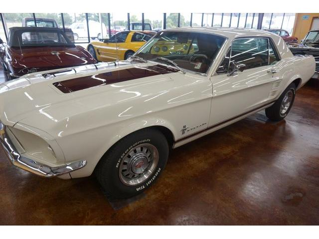 Picture of '67 Ford Mustang located in Blanchard Oklahoma Offered by  - OP4L