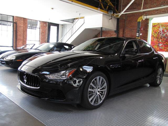 Picture of '15 Maserati Ghibli located in Hollywood California Offered by  - OP4X