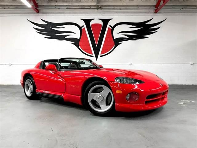 Picture of '93 Viper - OP58