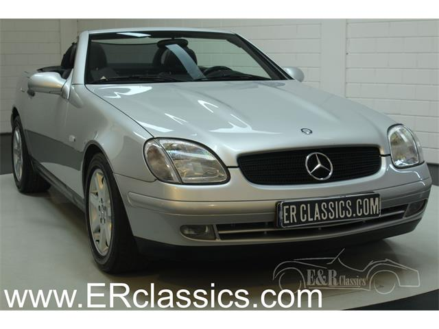 Picture of '99 SLK-Class - OP5J