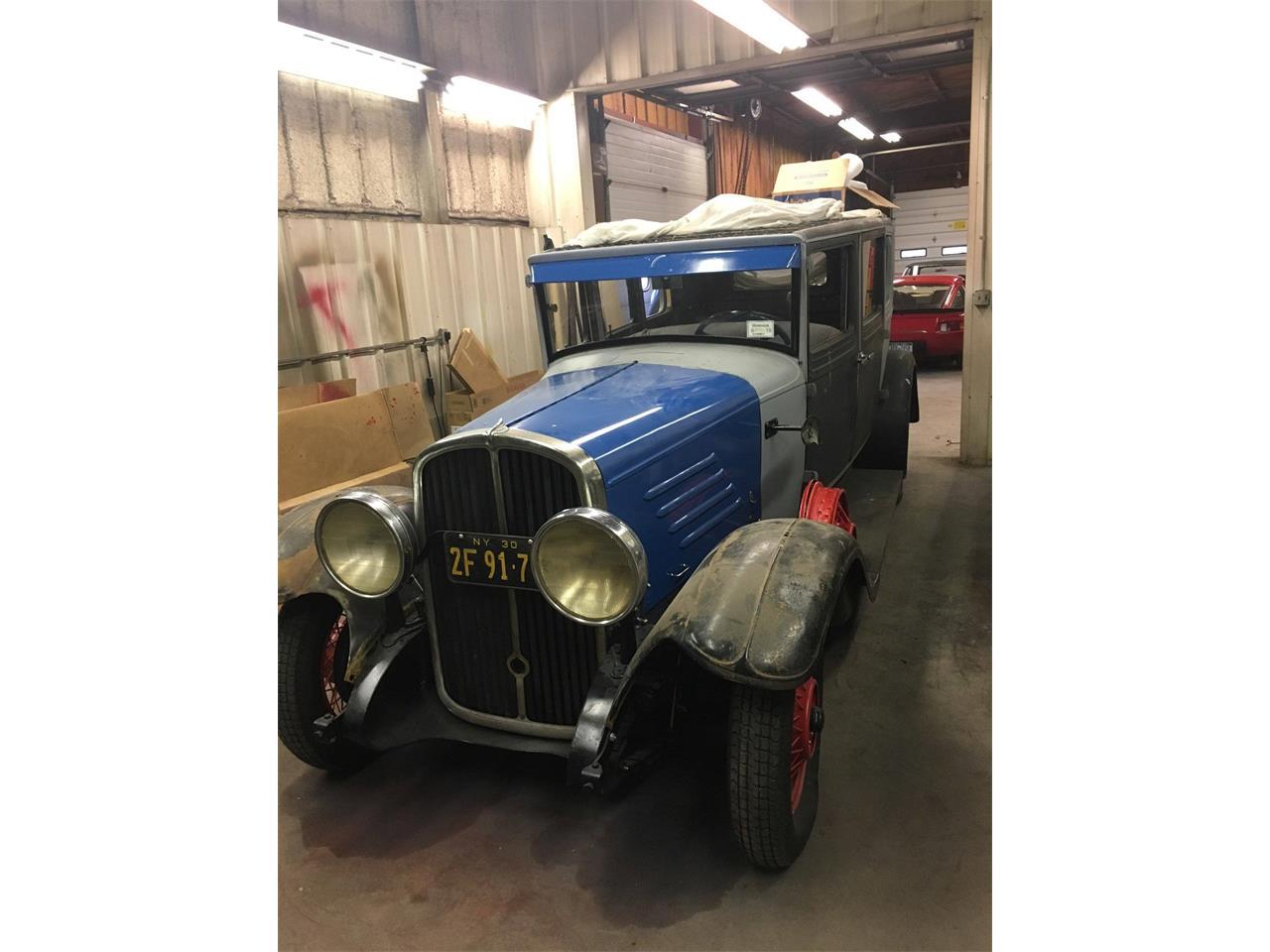 Large Picture of Classic 1930 Franklin Speedster - OP5V