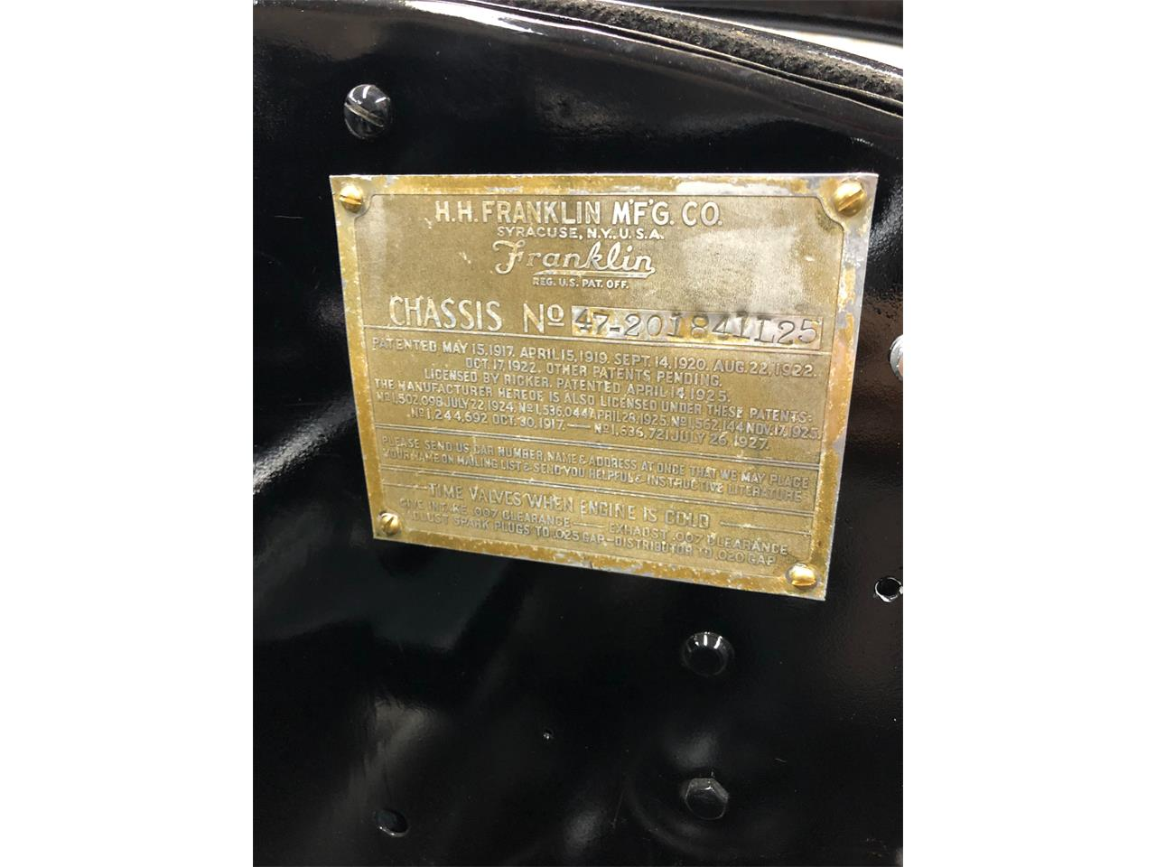 Large Picture of '30 Franklin Speedster located in New York - OP5V