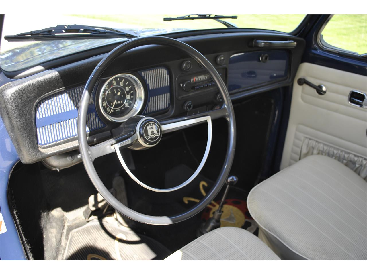 Large Picture of 1969 Volkswagen Beetle Offered by Earlywine Auctions - OP65