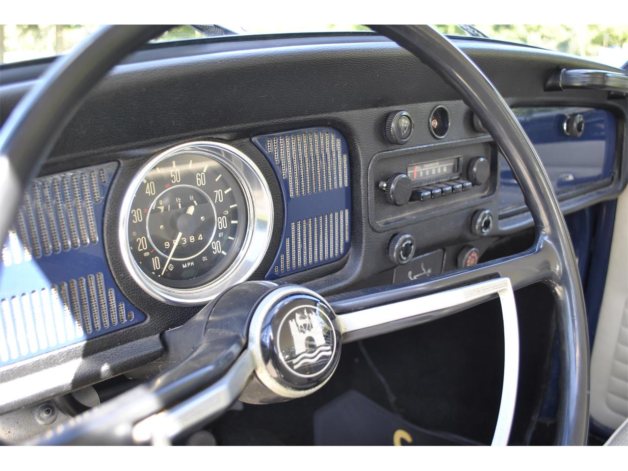 Large Picture of 1969 Volkswagen Beetle located in Kokomo Indiana Offered by Earlywine Auctions - OP65