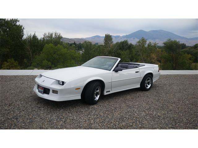 Picture of 1989 Camaro RS located in Salmon Idaho Offered by a Private Seller - OP67