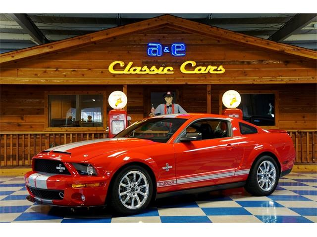 Picture of 2008 Shelby GT500 located in New Braunfels  Texas - OP6A