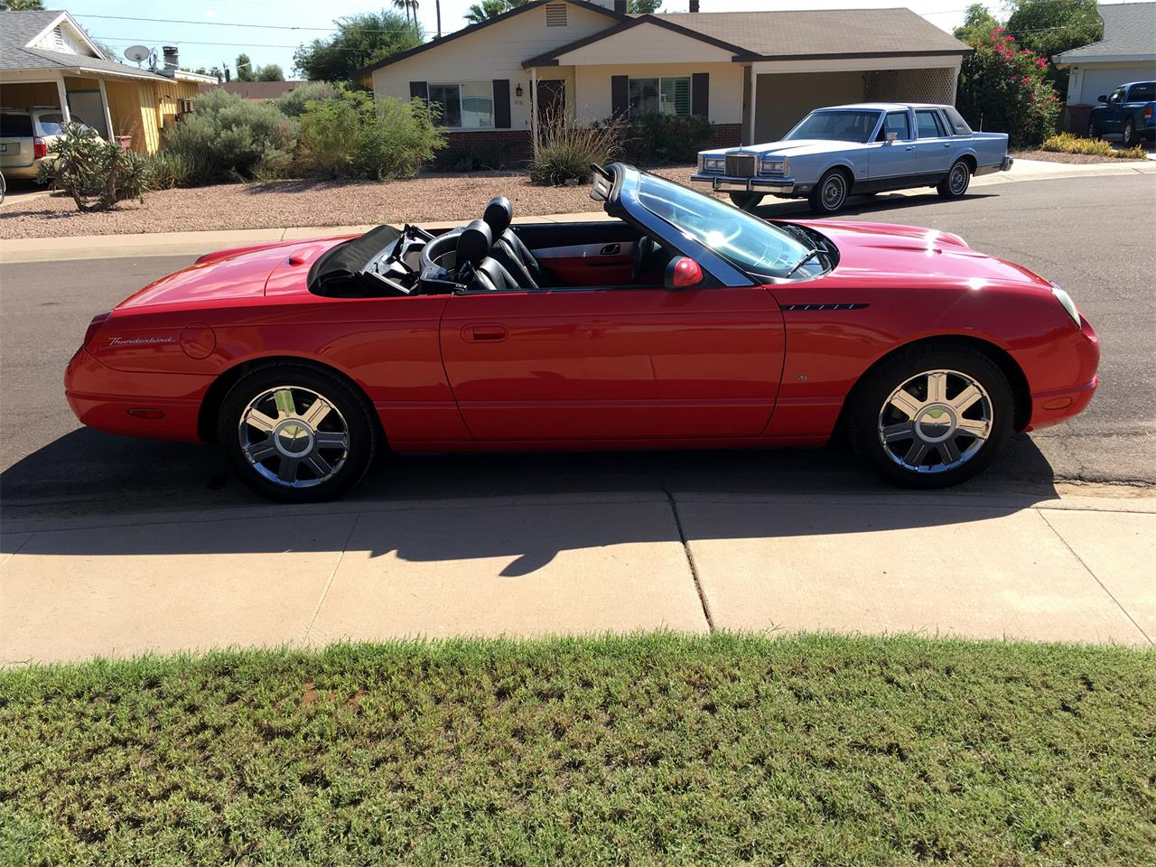 Large Picture of '04 Thunderbird - OP6H