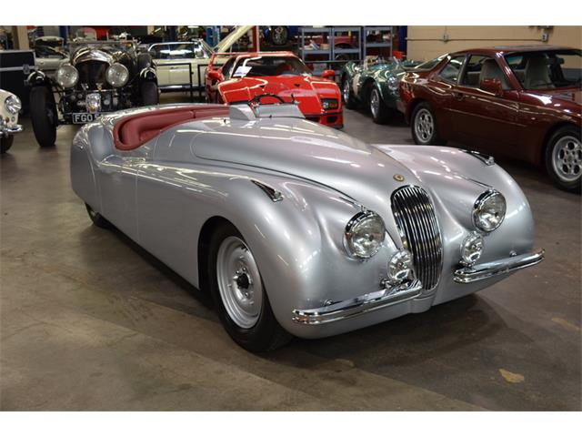 Picture of Classic 1950 XK120 Offered by  - OP6U