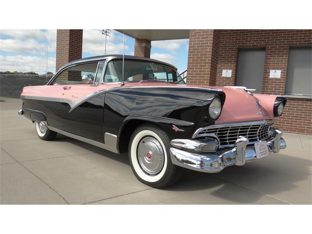 Picture of Classic '56 Ford Fairlane Victoria located in Iowa Offered by  - OP6V