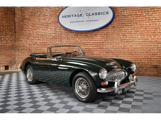 Picture of Classic 1967 3000 Mark III BJ8 located in West Hollywood California - $64,500.00 Offered by  - OP6W