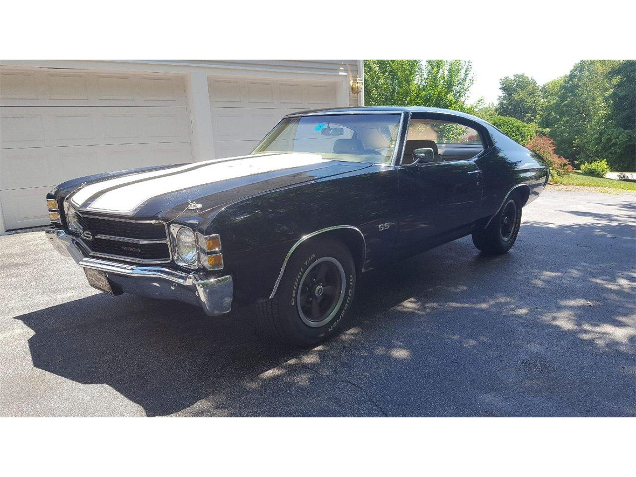 Large Picture of '71 Chevelle SS - OP70
