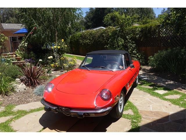 Picture of 1974 Alfa Romeo Spider - $23,500.00 - OP77