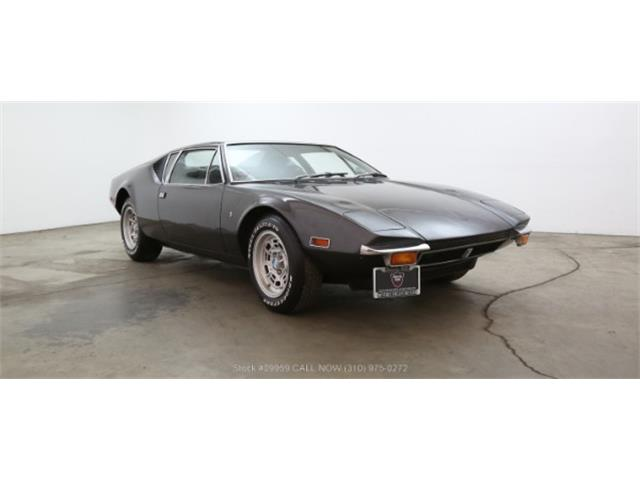 Picture of 1972 De Tomaso Pantera located in California - $54,500.00 Offered by  - OP80