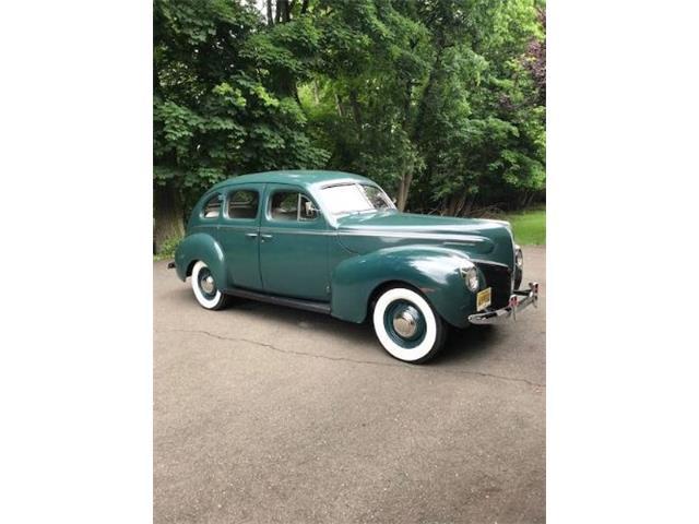 Picture of '40 Sedan - $20,495.00 - OP8D