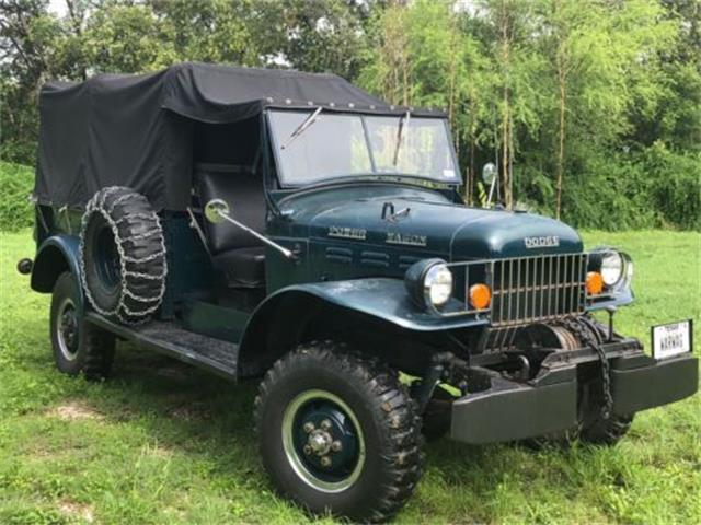 Picture of 1960 Dodge Power Wagon - $9,495.00 Offered by  - OP8K